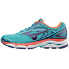 Mizuno Wave Inspire 13 Shoes Women Blue Radiance/Blueprint/Fiery Coral